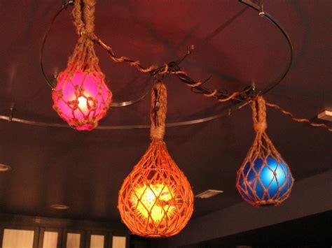 Chandelier Lamps Cheap Basement Bar Design Volcano Tiki Prop Drinkwire