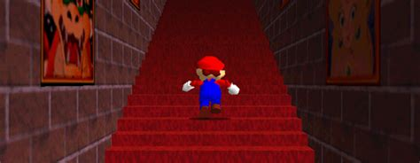 Mario 64 Stairs by Endless Stairs