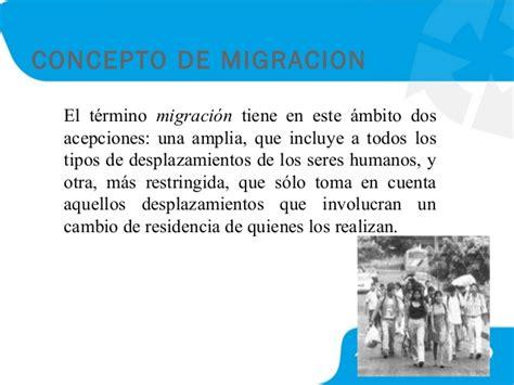 imagenes positivas y negativas de la migracion interna migraciones