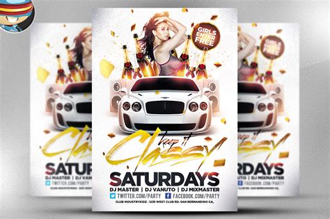 photoshop templates flyers 50 cool club flyers flyer templates flyer psd