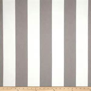 grey and white premier prints indoor outdoor vertical stripe grey discount designer fabric fabric com