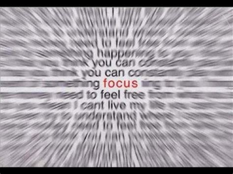 Most Essays Focus On by Focus The Of Not Thinking