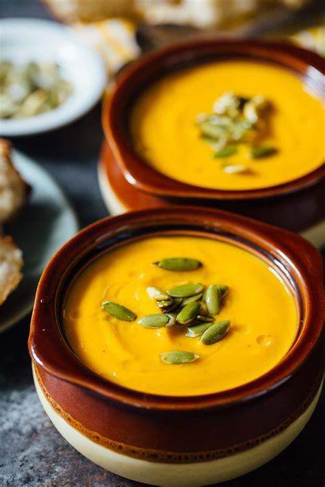 instant pot autumn harvest butternut squash soup panera