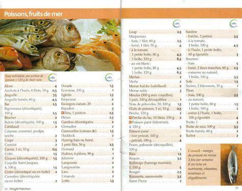 fruit 0 points weight watchers liste des points weight watchers poissons et fruits de mer