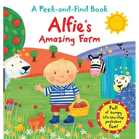Buy A Friend A Book by Alfie S Amazing Farm Peek And Find Books Wooks