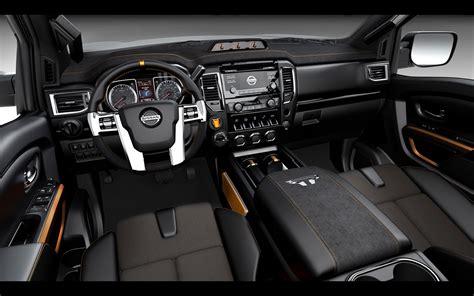 nissan titan interior 2016 2016 nissan titan warrior concept interior 18