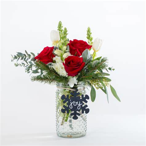 Winter Flowers by Winter Flowers Leigh Florist