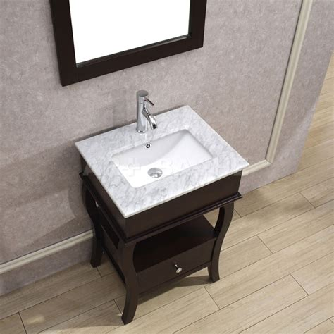 Small Vanity With Sink by Small Bathroom Vanities Casual Cottage
