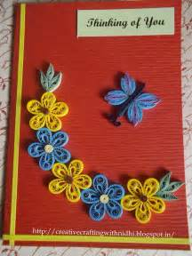 new paper quilling designs of greeting cards creative