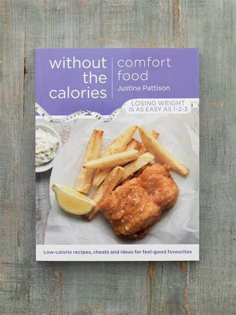 without comfort comfort food without the calories cookery book by