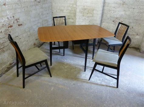 drop leaf kitchen table and chairs antiques atlas teak drop leaf dining kitchen table 4 chairs