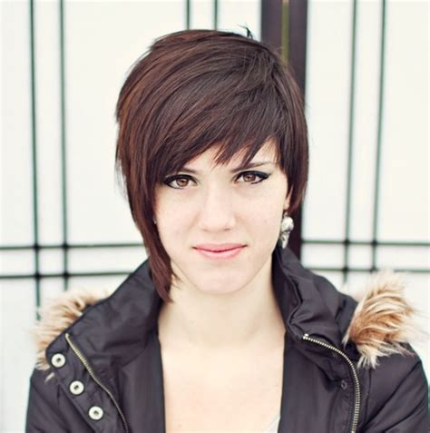 edgy hairstyles for oblong faces 14 short edgy haircuts learn haircuts