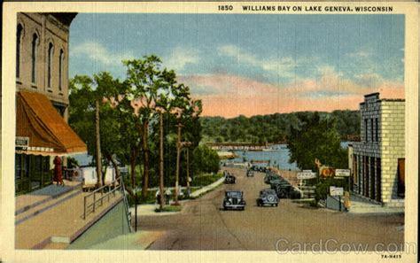 Williams Bay Post Office by Williams Bay On Lake Geneva