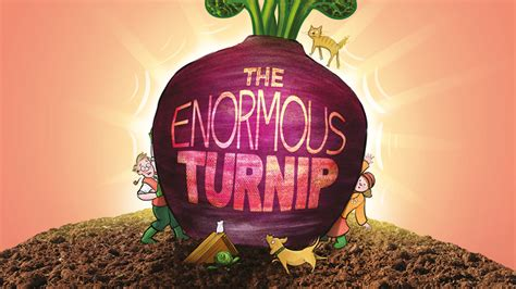 enormous turnip theatre royal plymouth