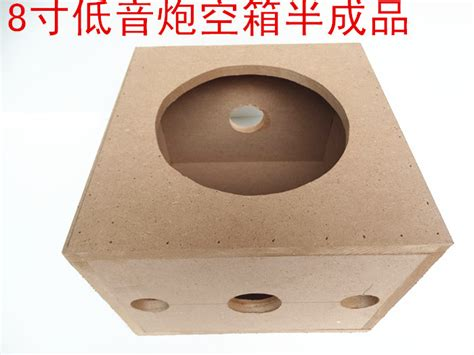 8 inch amp empty weight subwoofer box made of MDF wooden ... Empty Box Weight
