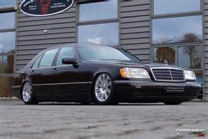 S420 Mercedes Tuning Mercedes S420 W140