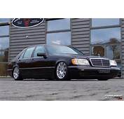Tuning Mercedes Benz S420 W140