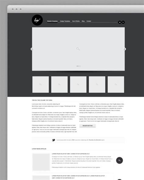 web layout ui kit web layout ui psd kit vector graphic 365psd com
