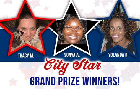 Grand Prize Winner Sweepstakes - city star sweepstakes grand prize winners old orchard brands