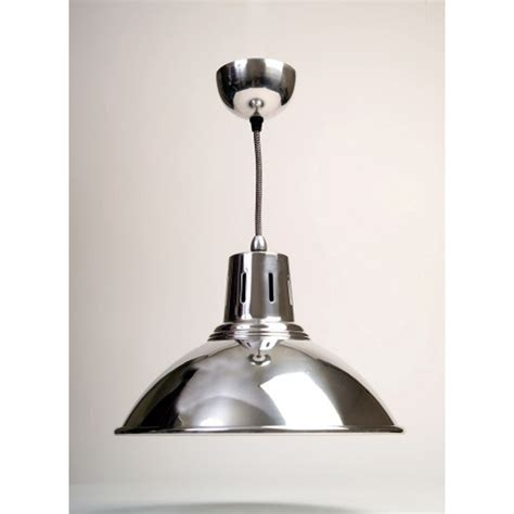 Kitchen With Pendant Lighting The Chrome Milan Kitchen Pendant Light