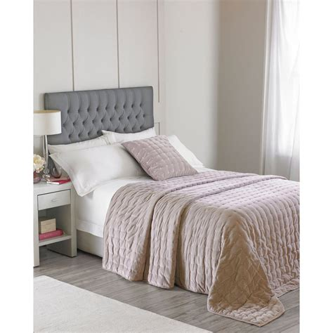 Quilted Cotton Bedspreads by Riva Paoletti Quilted Cotton Bedspread