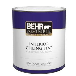 behr paint color fan behr premium plus 1 qt flat interior ceiling paint 55804