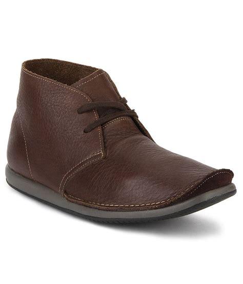 clarks newton mass brown boots buy clarks newton mass