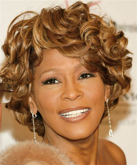 short and wavy hairstyles houston tx whitney houston hairstyles in 2018