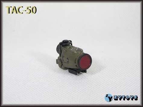 Tac 50 Sniper Rifle Green Skala 1 6 Kitbash Figure Part zy toys 1 6 scale us tac 50 sniper rifle green fit for 12