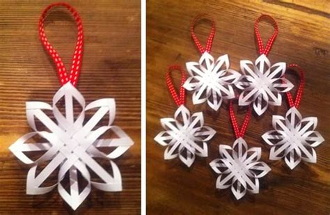 how to make a star christmas tree ornament step by step