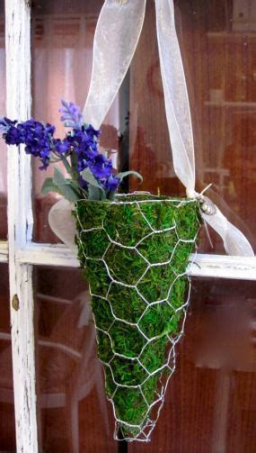 wire cone accessory for updos 17 best images about chicken wire crafts on pinterest