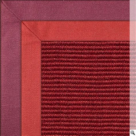 rug store uk sisal rug with burgundy and cherry linen borders sisal rugs the crucial rug store