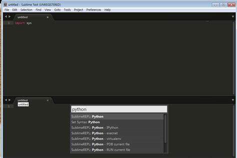layout editor python pinkwink sublime text 괜찮은 python editor 에디터를 찾고 있으셨어요