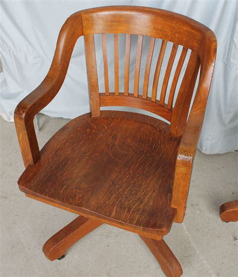 Office Chairs Lincoln Ne Bargain S Antiques 187 Archive Pair Oak Swivel