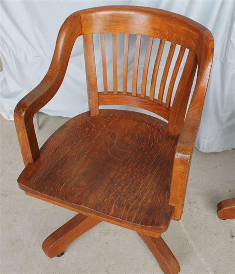 bargain john s antiques 187 blog archive pair oak swivel