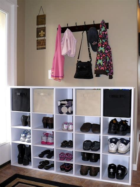 storage solutions for shoes in entryway 98 best images about organize til i die on