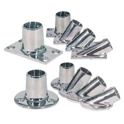 Boat Handrail Fittings Stainless Steel Rail Fittings West Marine