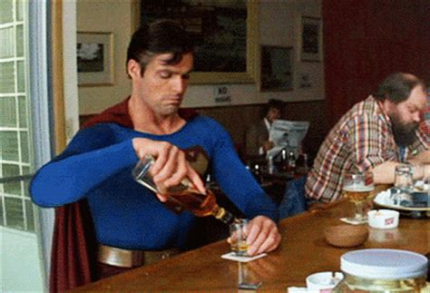 Superman Drinking Meme - 10 spectacularly stupid things that people have said to me