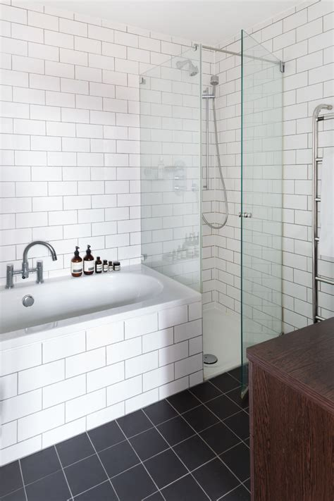 tile sizes for bathrooms subway tile sizes bathroom transitional with billy balls
