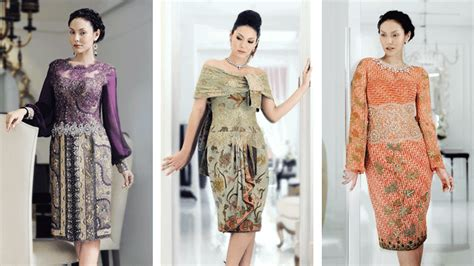 Dress Batik Kombinasi Dress Batik Dress Batik Modern Simple dress batik indonesia nan simple dan modern mix content