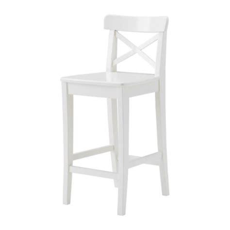 sgabelli da cucina ikea ingolf bar stool with backrest 63 cm ikea