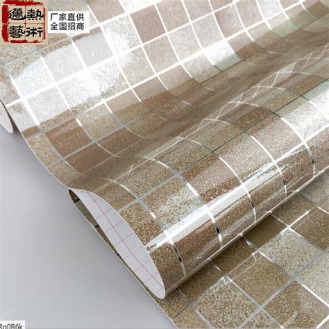Wallpaper Aluminium 45cm X 5m 6 aliexpress acheter salle de bains stickers muraux pvc