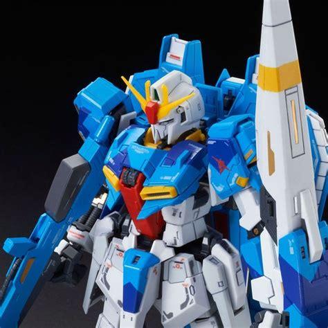Rg Zeta Gundam Limited Color Premium Bandai real grade 1 144 zeta gundam rg limited color version bandai premium exclusive