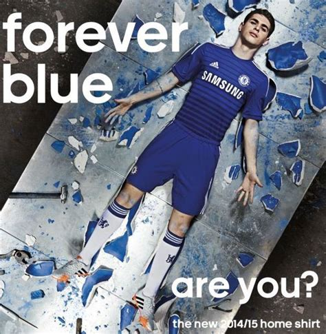 Jersey Chelsea Away 2014 2015 new chelsea kit 14 15 adidas chelsea fc home jersey 2014 2015 football kit news new soccer