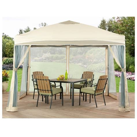 Gazebo Design Amusing 10x10 Outdoor Gazebo Tent Gazebo Patio Gazebo 10 X 10