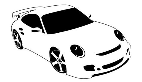 sports car black and white black sports car clipart listmachinepro com