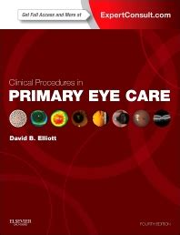 Clinical Procedures In Primary Eye Care 4th Edition