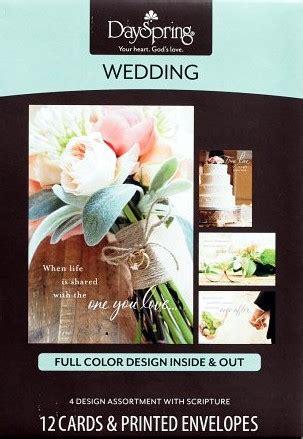 Wedding Congratulations Book by Cards Wedding Congratulation 86073 Box Of 12 86073