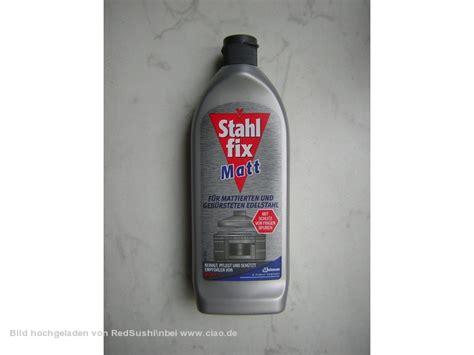 Stahlfix Stahl Reiniger Matt Bild
