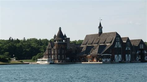 house of boats rockport the boldt castle boat house picture of rockport cruises rockport tripadvisor